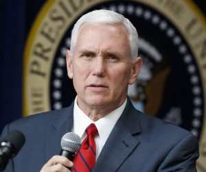 Watch As VP Mike Pence Gives A Congratulation Speech to the Sukup Family